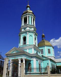 Вилково, липоване, Старообрядческий Храм Рождества Пресвятой Богородицы, старообрядческий, церковь, храм