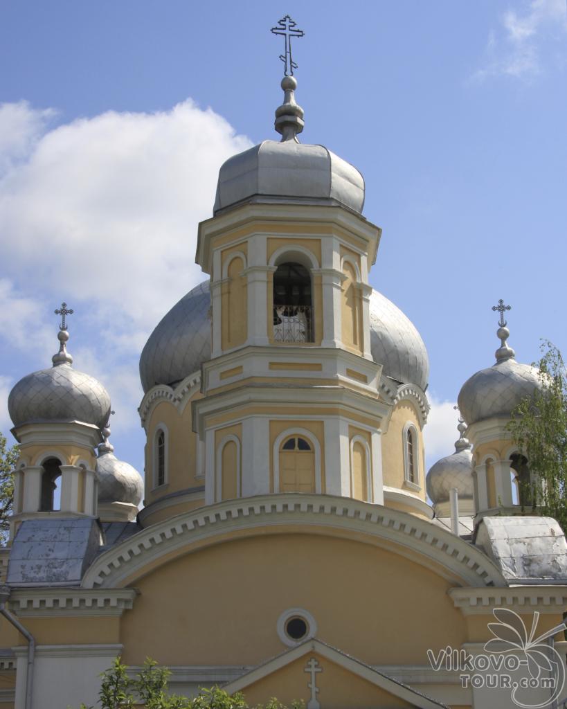 Свято-Николаевская Православная Церковь в Вилково