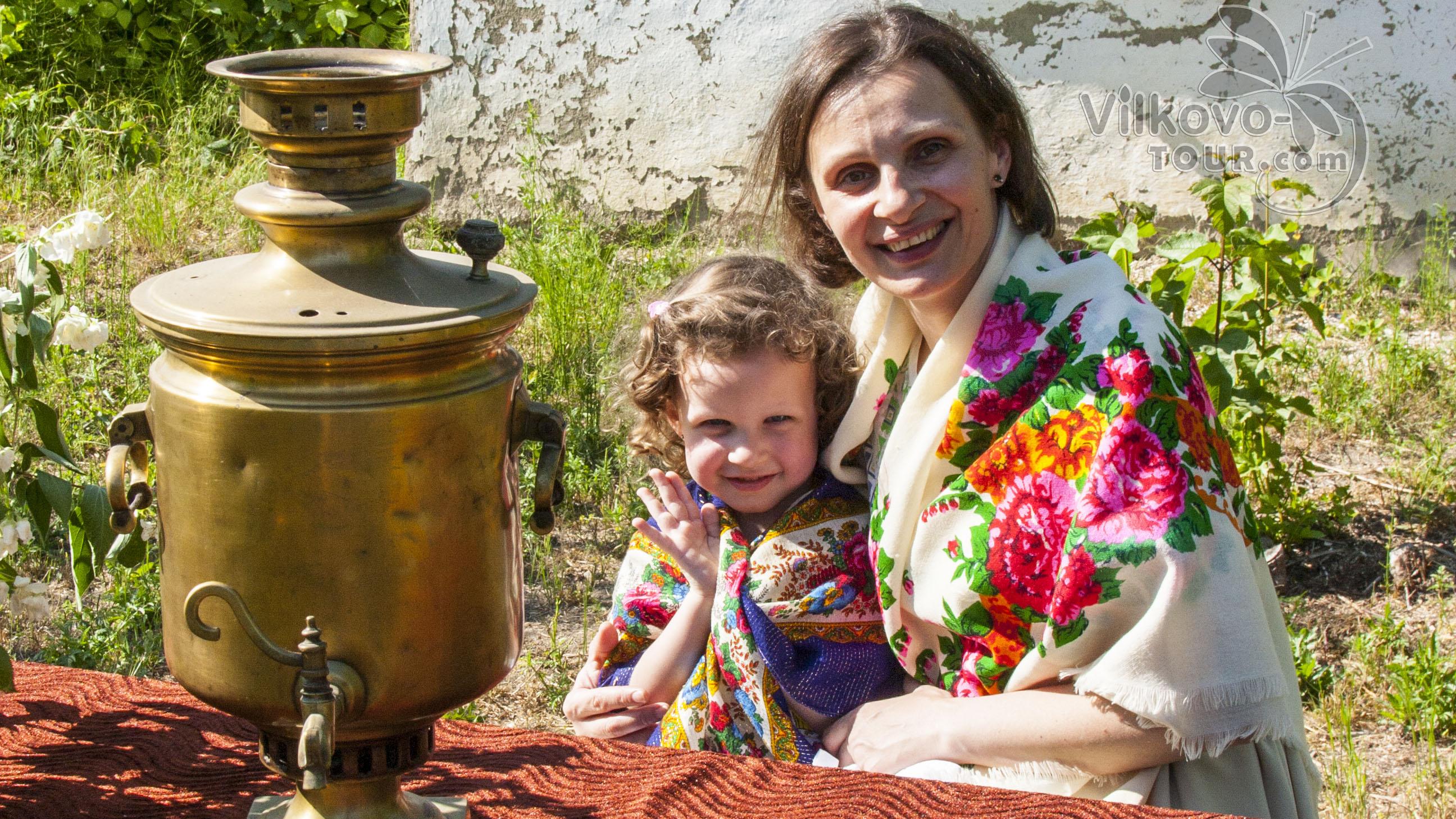 Вилково-Тур. Фото в национальных костюмах